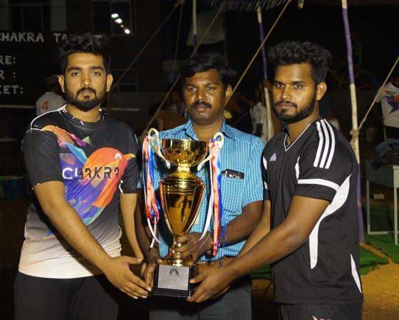 Karpagam Architecture - Sports Awards