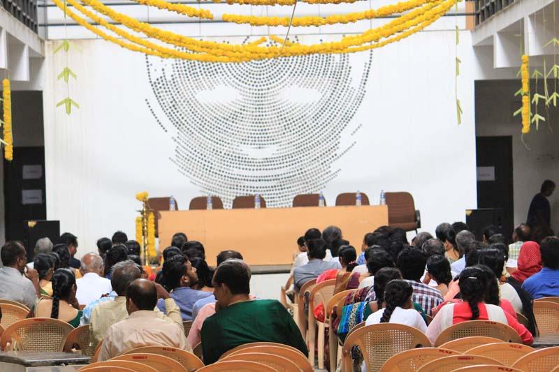Karpagam Architecture - Student at Function Celebration