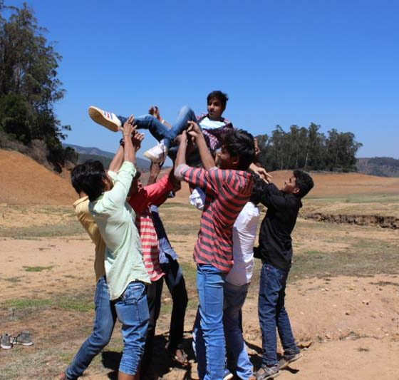 Karpagam Architecture - Student at Trip