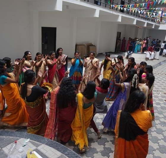 Karpagam Architecture - Pongal Celebration Moments