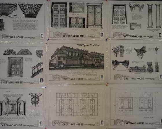 Interior Design Planning for Projects - Old Records