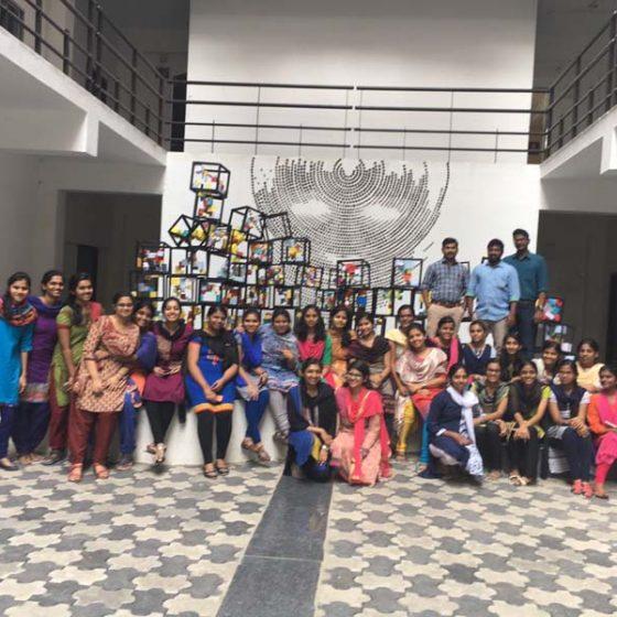 architect college in coimbatore - Karpagam Architecture