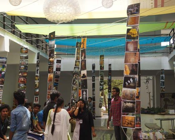B.des interior design colleges - Karpagam Architecture