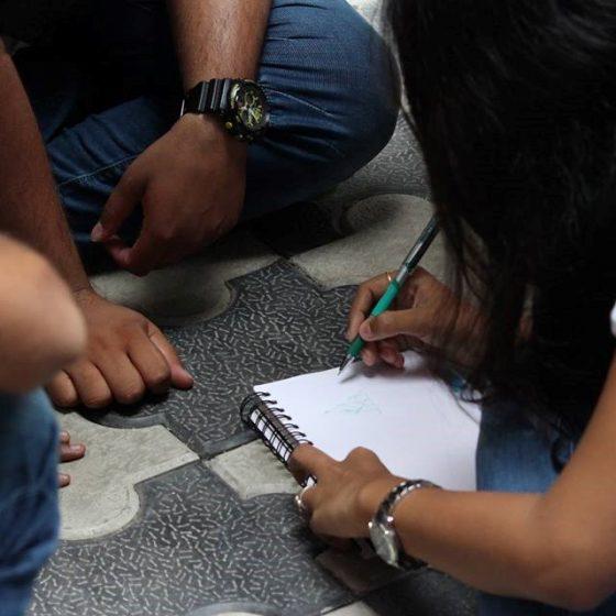 Design Yatra - A fun art activity - design workshop